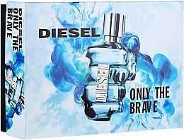 Parfumuri și produse cosmetice Diesel Only The Brave - Set (edt/75ml + edt/35ml)