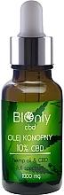 Parfumuri și produse cosmetice Ulei de cânepă CBD 10% - BIOnly