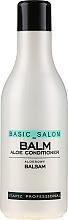 Духи, Парфюмерия, косметика Бальзам для волос - Stapiz Professional Basic Salon Aloe Conditioner Balm