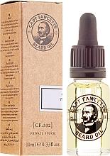 Parfumuri și produse cosmetice Ulei pentru barbă - Captain Fawcett Beard Oil