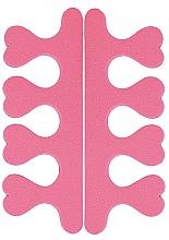 Parfumuri și produse cosmetice Separator pentru degete, pedichiură, 2562, roz - Donegal