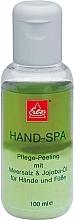 Parfumuri și produse cosmetice Пилинг для рук с морской солью и маслом жожоба - Erbe Solingen Hand-Spa