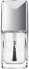 Parfumuri și produse cosmetice Gel de unghii - Christian Dior Gel Coat