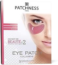 Духи, Парфюмерия, косметика Patch-uri sub ochi - Patchness Eye Patch Pink