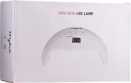 Духи, Парфюмерия, косметика LED-лампа для сушки геля и гель-лака, 18W/36W - MylaQ