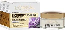 Parfumuri și produse cosmetice Cremă de zi pentru față - L'Oreal Paris Age Specialist Expert Day Cream 60+