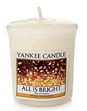Parfumuri și produse cosmetice Lumânare aromatică - Yankee Candle All is Bright