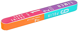 Parfumuri și produse cosmetice Buffer pentru unghii 178x22x16mm - Tools For Beauty 7-way Nail Buffer Block