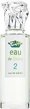 Parfumuri și produse cosmetice Sisley Eau de Sisley 2 - Apă de toaletă