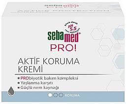 Parfumuri și produse cosmetice Cremă protectoare de față - Sebamed PRO! Active Protection Cream
