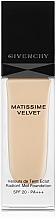 Parfumuri și produse cosmetice Primer pentru față - Givenchy Matissime Velvet Liquid Foundation SPF 20