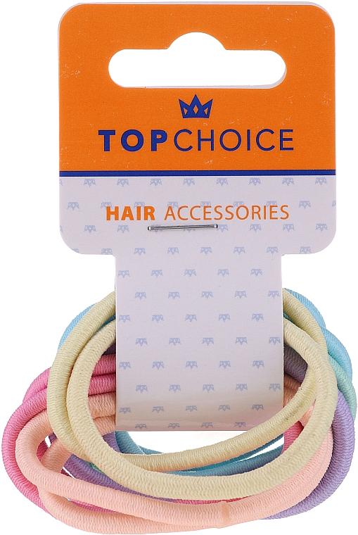Set elastice de păr 12 buc., 22500 - Top Choice