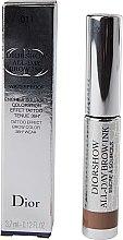 Fard de sprâncene - Christian Dior Diorshow All-Day Brow Ink — Imagine N2