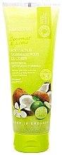 Parfumuri și produse cosmetice Scrub pentru corp - Grace Cole Fruit Works Coconut & Lime Body Scrub