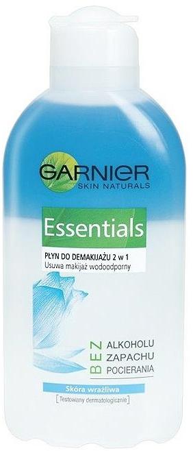 Soluție pentru înlăturarea machiajului 2 în 1 pentru pielea sensibilă. Tratament de bază. - Garnier Skin Naturals