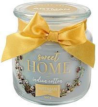 Parfumuri și produse cosmetice Lumânare aromatică - Artman Sweet Home