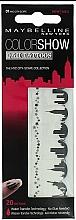Духи, Парфюмерия, косметика Abțibilduri pentru unghii - Maybelline Color Show Nail Tattoos (1bucată)