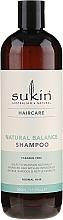 Parfumuri și produse cosmetice Șampon - Sukin Natural Balance Shampoo