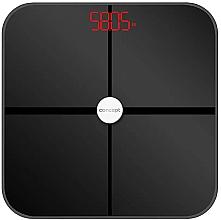 Parfumuri și produse cosmetice Cântar Smart, VO4011, negru - Concept Body Composition Smart Scale