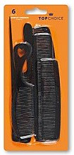 Parfumuri și produse cosmetice Set perii pentru păr, 60472 - Top Choice