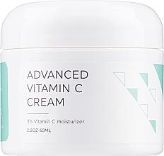 Parfumuri și produse cosmetice Cremă cu vitamina C pentru față - Ofra Advanced Vitamin C Cream