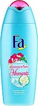 Parfumuri și produse cosmetice Gel de duș - Fa Summertime Moments Shower Gel