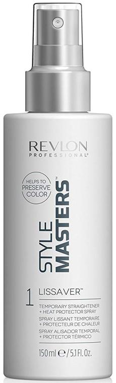 Spray de păr pentru protecție termică - Revlon Professional Style Masters Lissaver