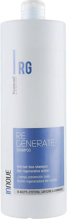 Șampon regenerant - Kosswell Professional Innove Regenerate Shampoo
