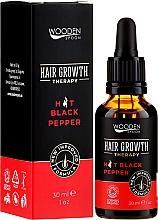 Parfumuri și produse cosmetice Ser pentru creșterea părului - Wooden Spoon Hair Growth Serum