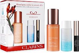 Set - Clarins Extra-Firming Yeux Set (eye/ser/15ml+makeup/remover/30ml+mascara/3ml) — Imagine N2
