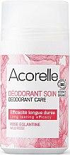 Parfumuri și produse cosmetice Deodorant Roll-On - Acorelle Wildrose Deo Roll-on