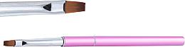 Духи, Парфюмерия, косметика Кисть для геля плоская, 6 - NeoNail Professional