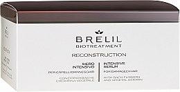 Parfumuri și produse cosmetice Ser regenerant pentru păr - Brelil Bio Treatment Reconstruction Intensive Serum