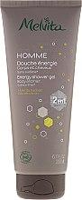 Parfumuri și produse cosmetice Șampon-Gel de duț 2 în 1 - Melvita Homme Energy Shower Gel