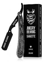 Parfumuri și produse cosmetice Brici - Angry Beards Shavetta Garrigue