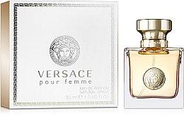 Parfumuri și produse cosmetice Versace Pour Femme - Apă de parfum