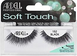 Parfumuri și produse cosmetice Extensii gene - Ardell Soft Touch Eye Lashes Black 152