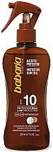 Parfumuri și produse cosmetice Ulei pentru bronzat - Babaria Protective Sun Oil Spf10