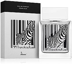 Parfumuri și produse cosmetice Rasasi Rumz Al Zebra Pour Elle - Apă de parfum