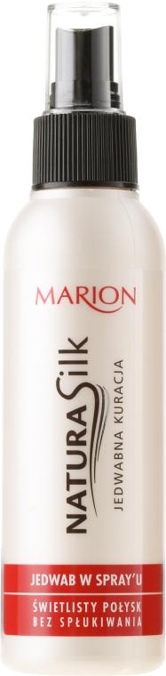 Spray Mătase pentru păr - Marion Natura Silk Spray