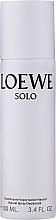 Parfumuri și produse cosmetice Loewe Solo Loewe - Deodorant