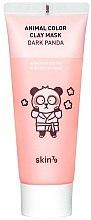 Parfumuri și produse cosmetice Mască din argilă pentru față - Skin79 Animal Color Clay Mask Dark Panda
