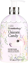 "Parfumuri și produse cosmetice Săpun lochid pentru mâini ""Unicorn"" - Baylis & Harding Beauticology Unicorn Candy Hand Wash"