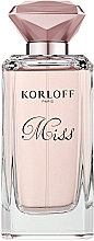 Parfumuri și produse cosmetice Korloff Paris Miss - Apă de parfum