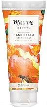 """Parfumuri și produse cosmetice Cremă de mâini """"Mango și caise"""" - Barwa Miss Me Pretty Mango & Apricot"""