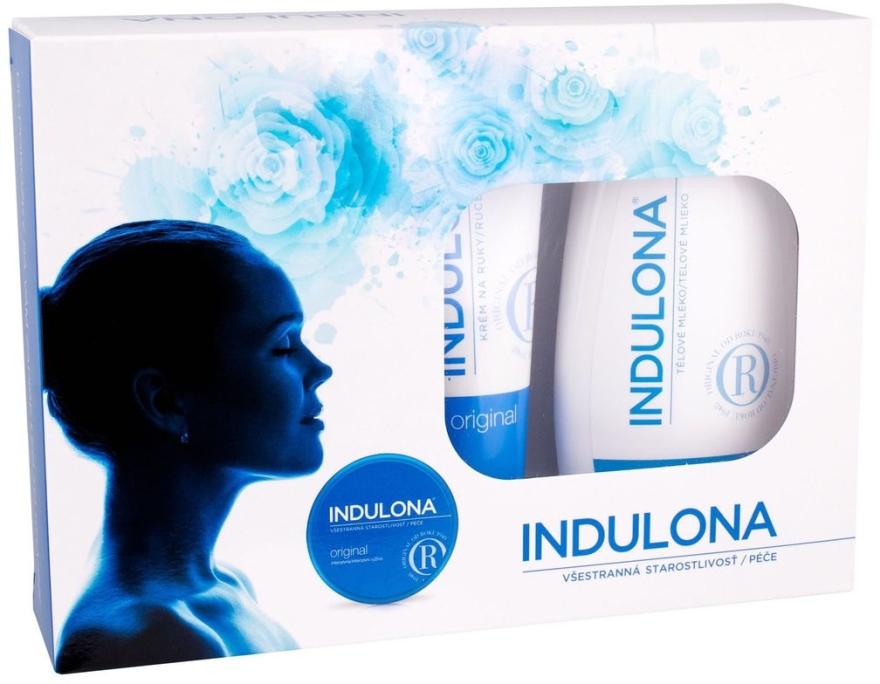 Set - Indulona Original (b/milk/250ml + h/cr/85ml + b/cr/75ml) — Imagine N1