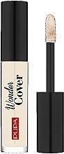 Parfumuri și produse cosmetice Pupa Wonder Cover - Concealer pentru față