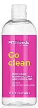 Parfumuri și produse cosmetice Apă micelară - AA Fit.Friends Go Clean Micellar Water