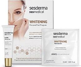 Parfumuri și produse cosmetice Cremă pentru depigmentare - Sesderma Sesmedical Whitening Personal Peel Program