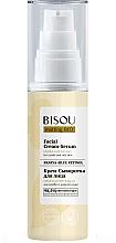Parfumuri și produse cosmetice Cremă-ser matifiant pentru față - Bisou Matting Bio Facial Cream Serum